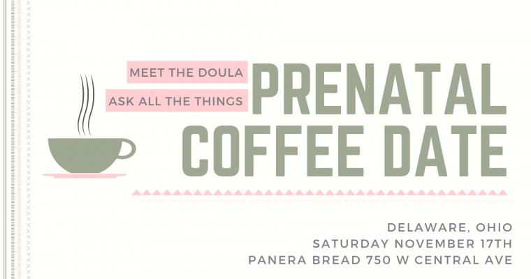 Prenatal Coffee Meetup
