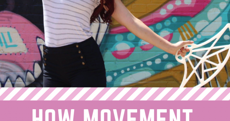 HOW MOVEMENT ARTS TRANSFORMED MY FIXED MINDSET