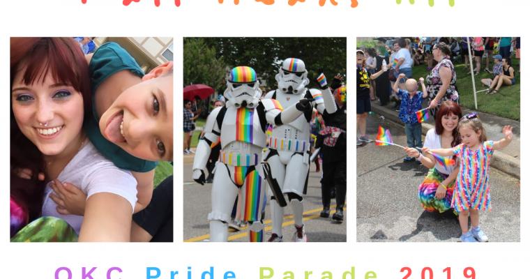 Y'all Means All! – Oklahoma City Pride Parade 2019