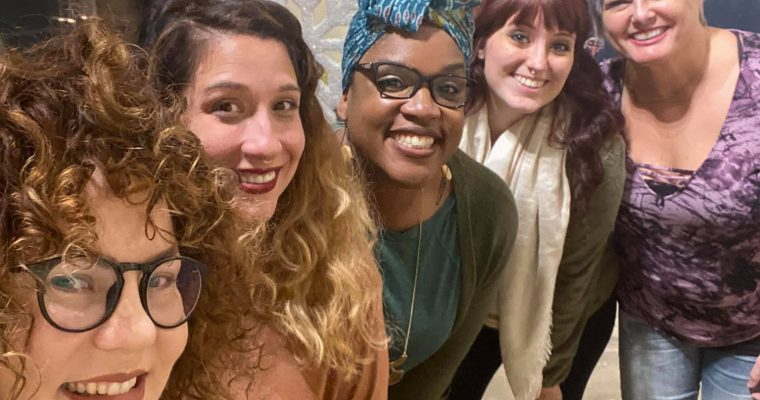 Finding My Oklahoma City Birth Doula Community